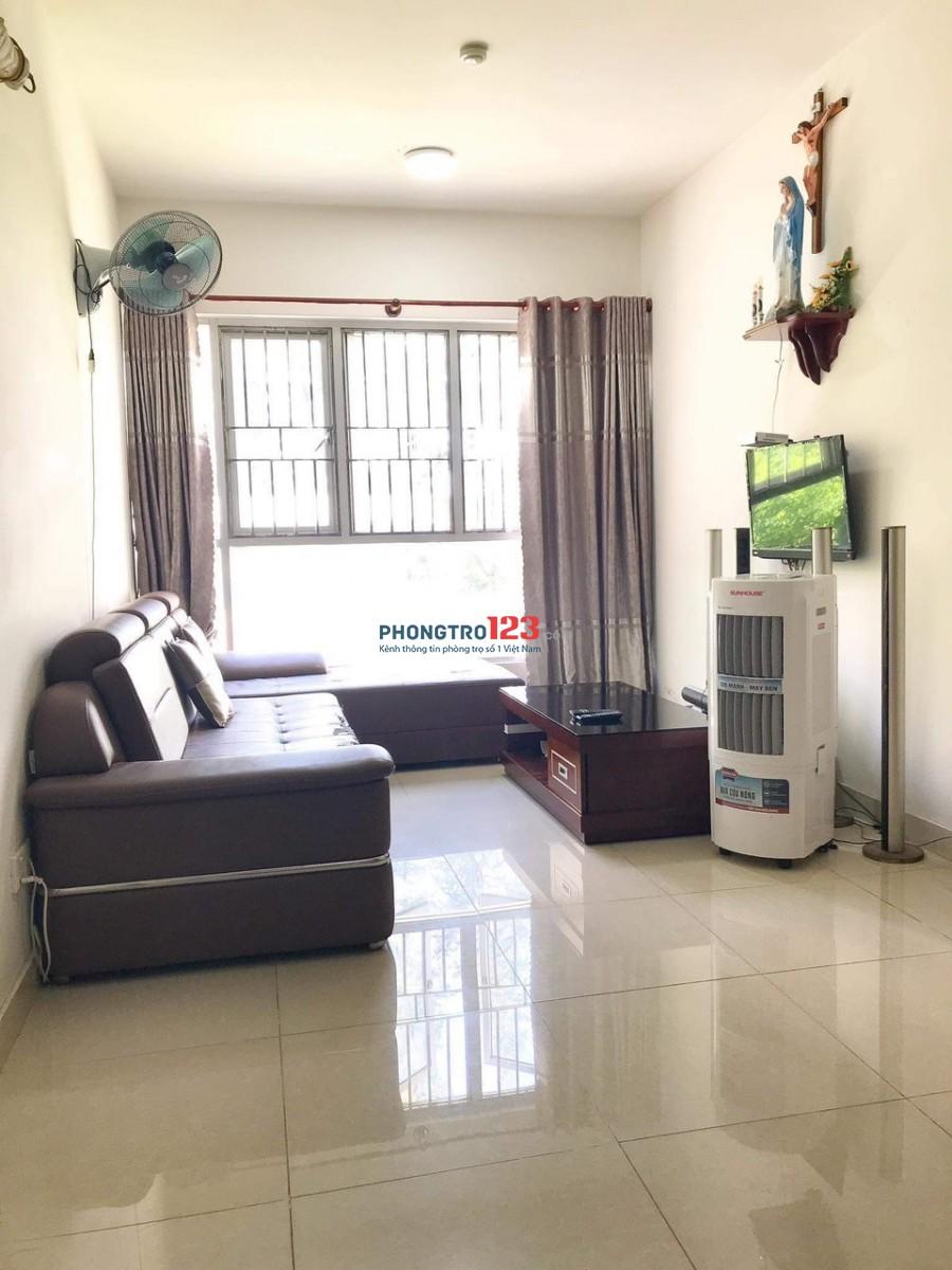 Cho thuê căn hộ Celadon khu Ruby, Tân Phú 68m2. full :nội thất giá :9.500.000 triệu