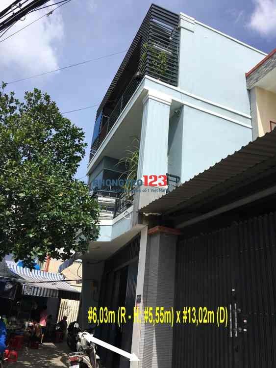 Cho thuê nhà nguyên căn, 499/58 Quang Trung, p10, Gò Vấp