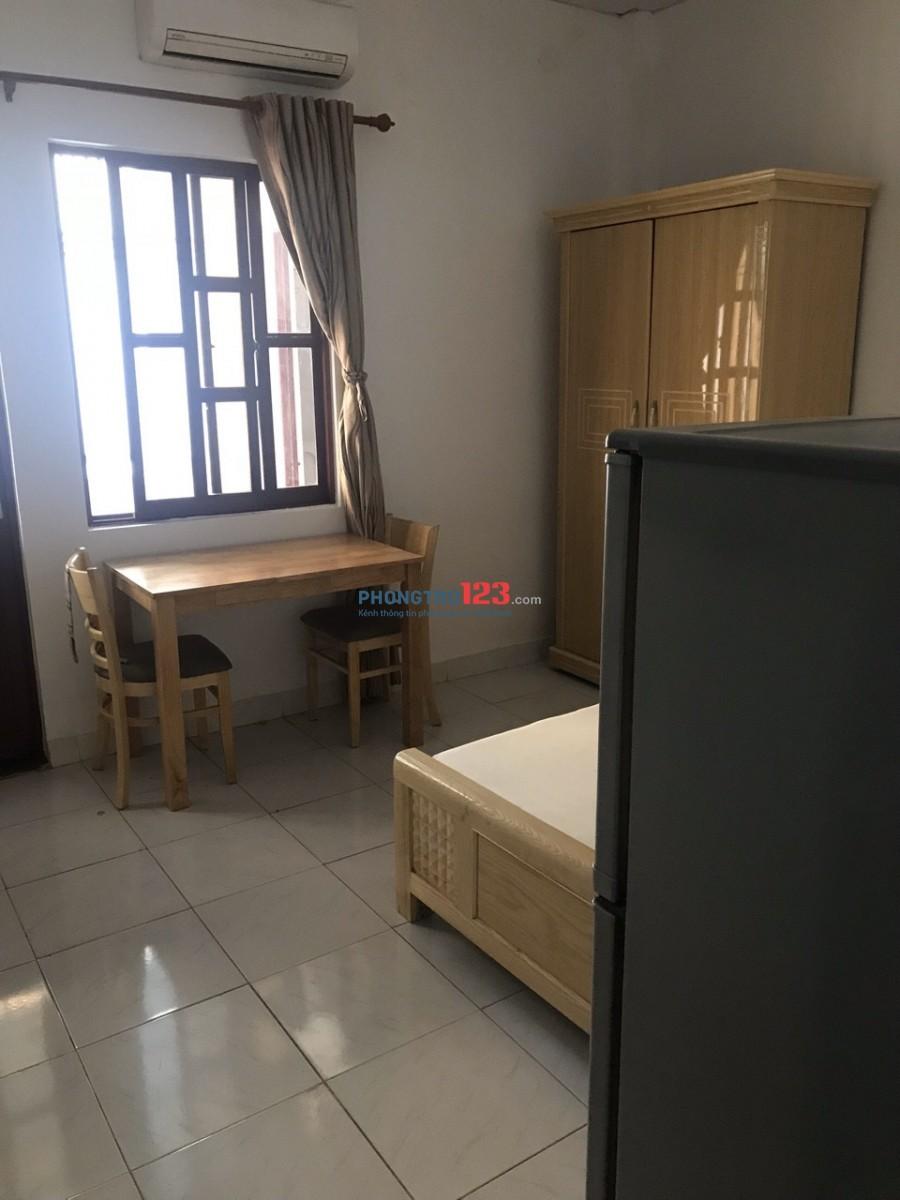 Cho thuê phòng trọ sân bay đường Tiền Giang, đầy đủ nội thất, 3.5tr