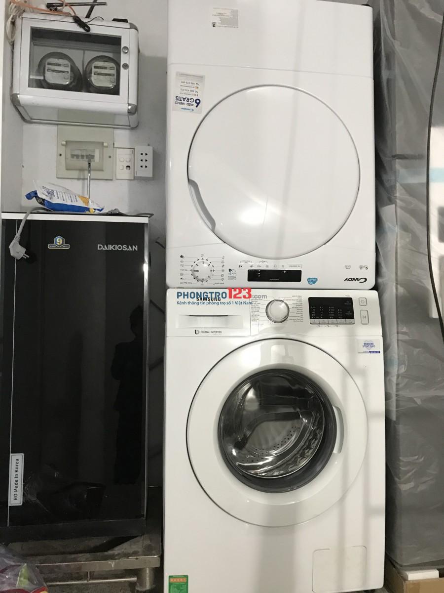 Home stay KTX giường 2 tầng máy lạnh nội thất cao cấp giá rẻ quận 4 ngay cầu Ông Lãnh