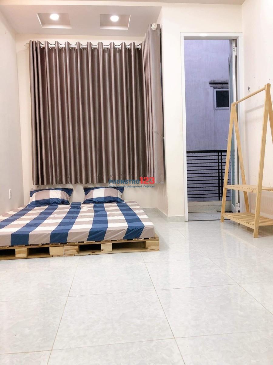 Phòng cho thuê tại quận Phú Nhuận trang bị full nội thất