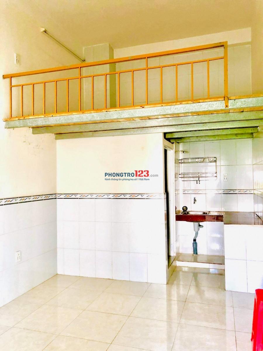 Cho thuê phòng trọ cao cấp dành cho sinh viên ( gần Đại học Ngân Hàng và Đại học Sư Phạm Kỹ Thuật)