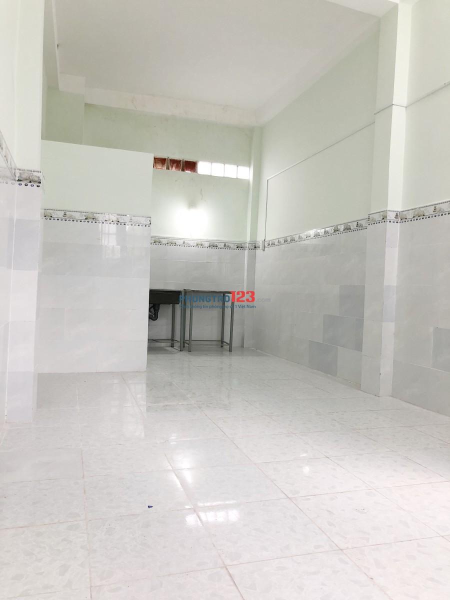 Phòng trọ cạnh trường Đại học Công nghiệp 4