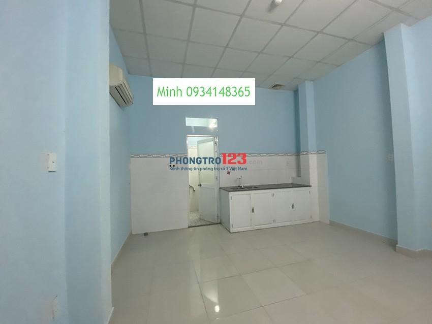 Phòng máy lạnh siêu rộng 26m2 gần Lotte Cộng Hòa, Tân Bình