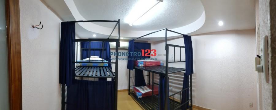 Phòng Ký túc xá cao cấp 4 giường - Quận 10. Giá tốt cho mọi người!