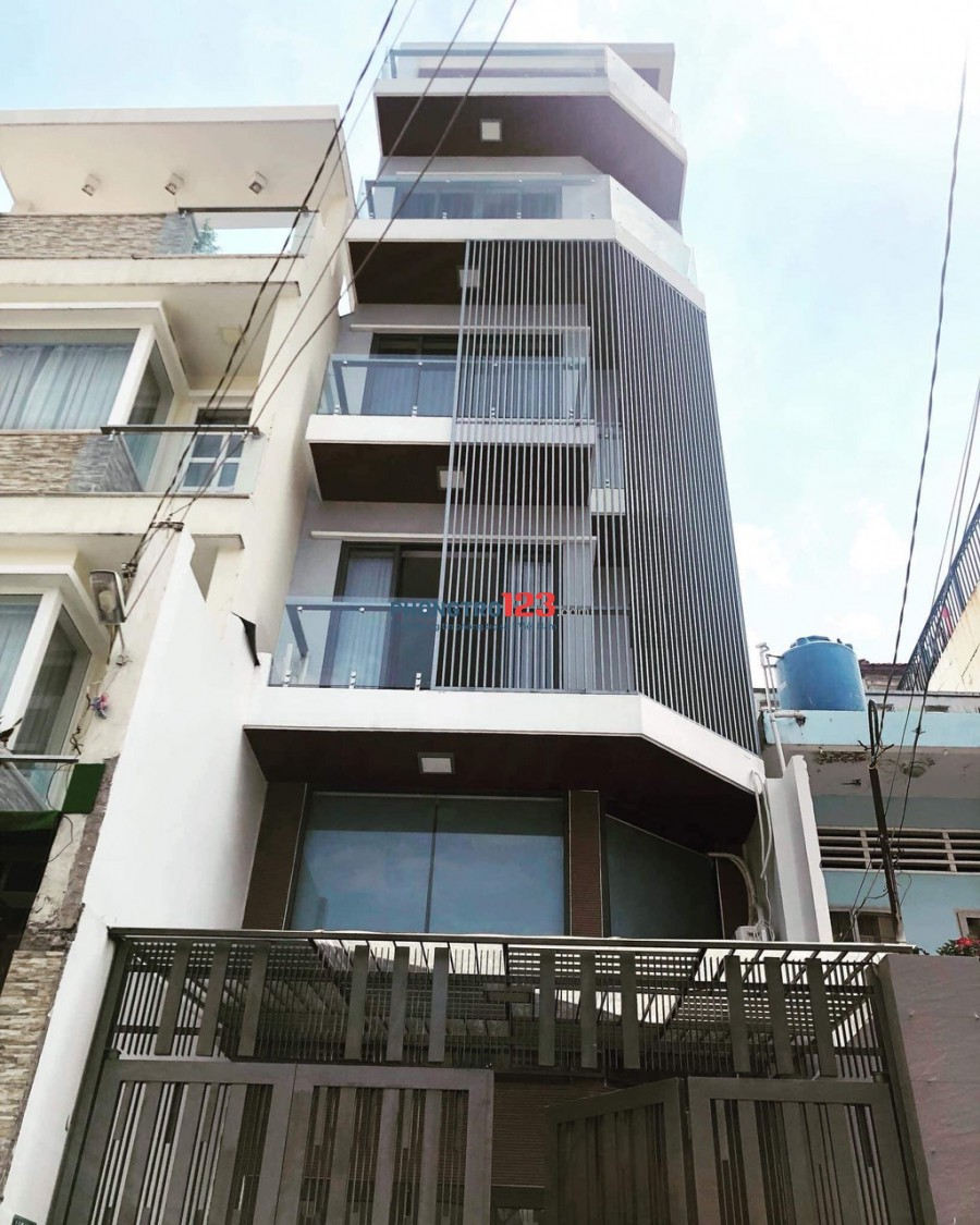 Cho thuê căn hộ dịch vụ, nội thất như hình giá 4 triệu/tháng.