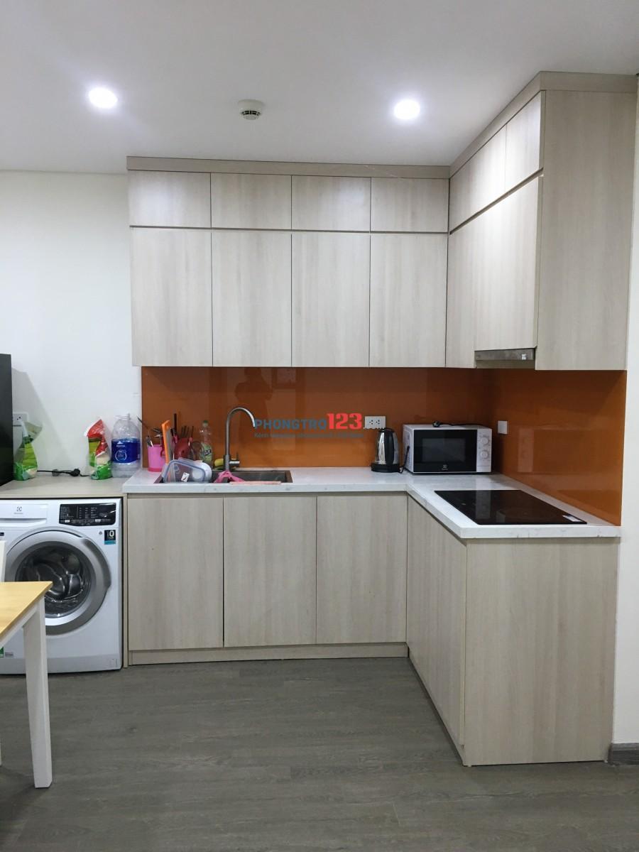 Cho thuê 1 phòng trong chung cư cao cấp khu vực Nguyễn Tuân, Thanh xuân.