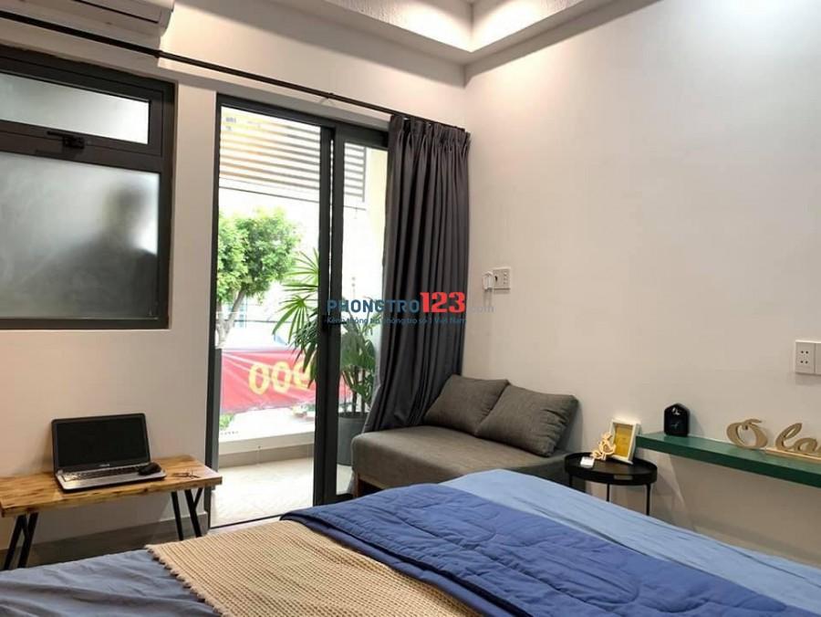 Cho thuê căn hộ dịch vụ trong khu dân cư Lacasa