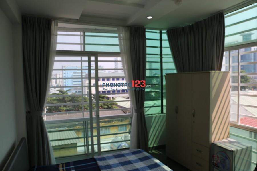Phòng trọ cho thuê tại đường Nguyễn Thị Minh Khai Đa Kao Quận 1