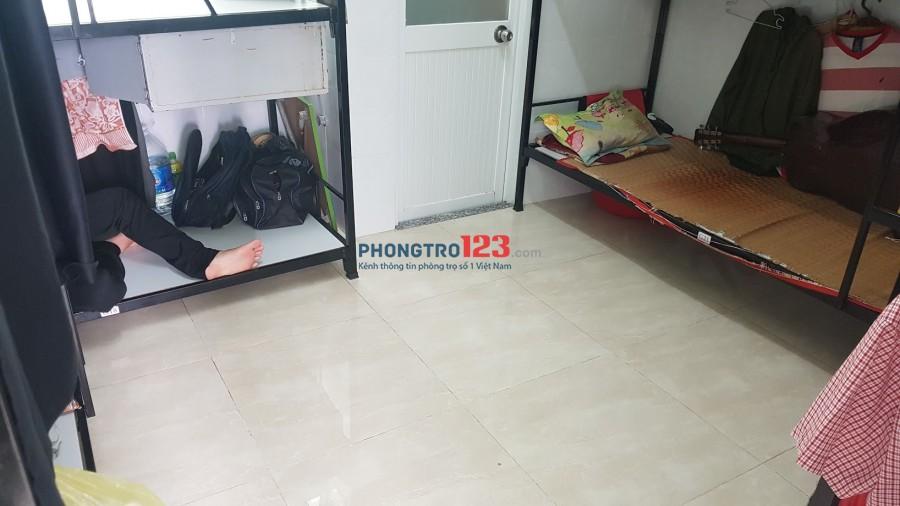Chào đón tân sinh viên quận Phú Nhuận - ktx 700k/tháng