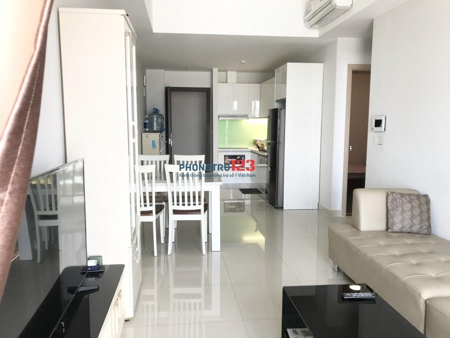 Cho thuê phòng ngủ nhỏ trong chung cư botanica 108 hồng hà