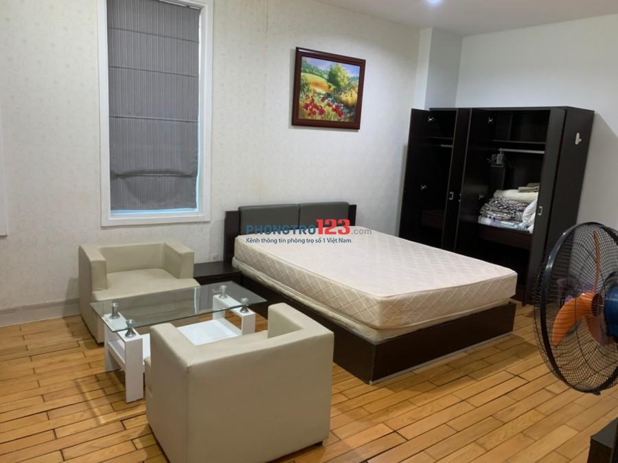 Cho thuê phòng Full nội thất cao cấp chuẩn Khách Sạn tại hẻm 333 Trần Bình Trọng P4 Q5