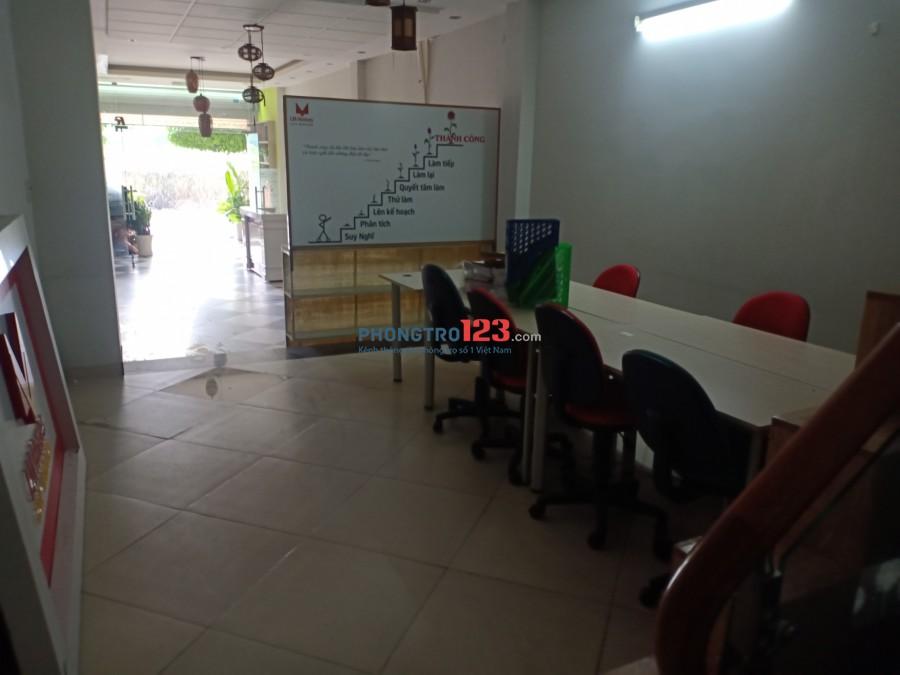 Chính chủ cho thuê mặt bằng văn phòng 80m2 mặt tiền 254 Nguyễn Hoàng P An Phú Q2