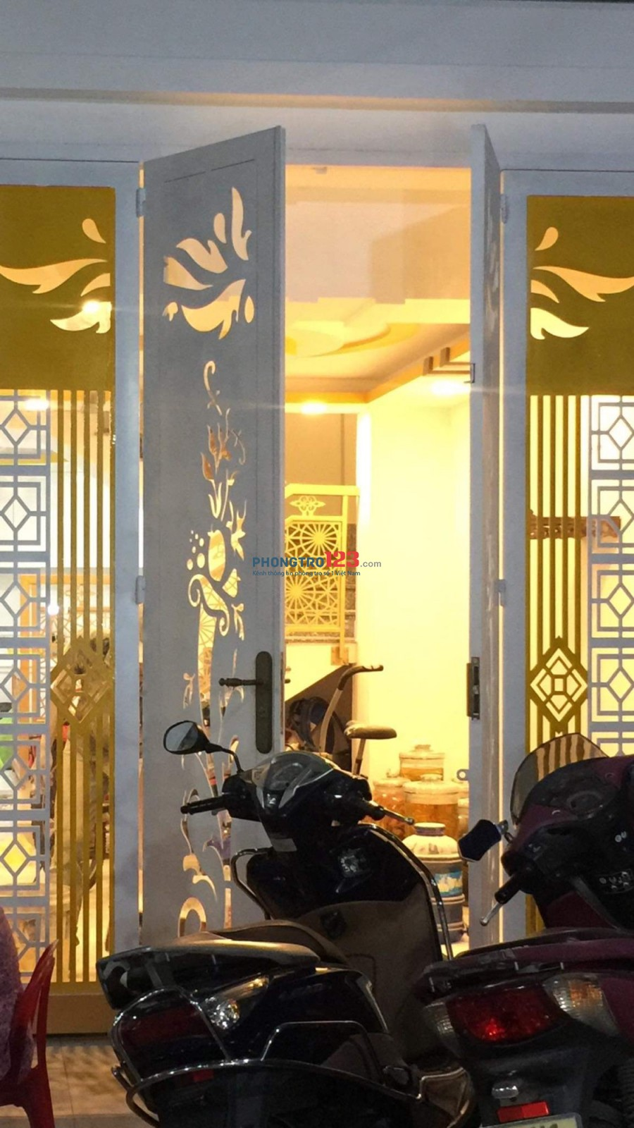 Cho Thuê Phòng 20m2. Quận 3 Trần Văn Đang
