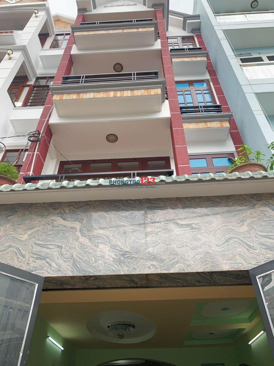 Chính chủ cho thuê phòng đẹp đầy đủ nội thất địa chỉ 336/4 Phan Huy ích