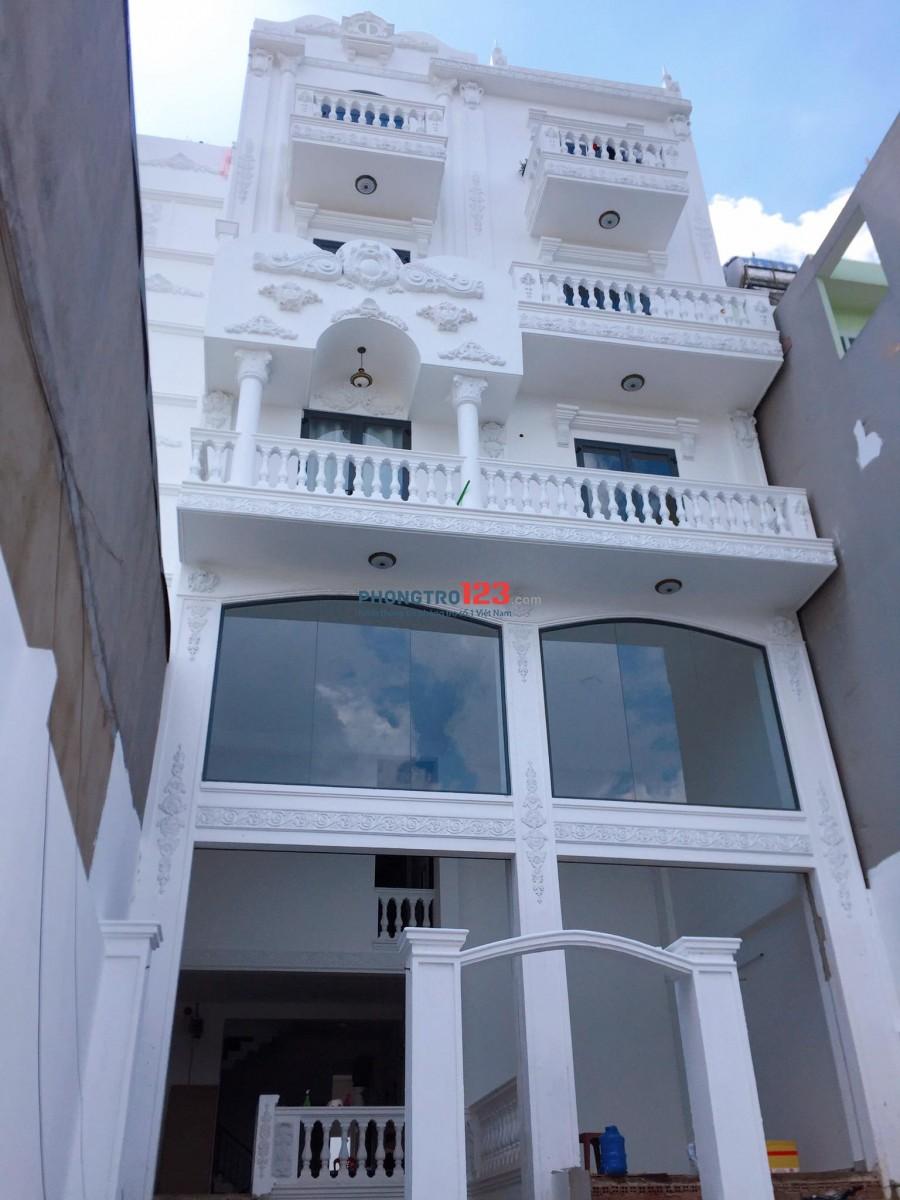 Phòng trọ mới xây khu vực AEON MALL Tân Phú