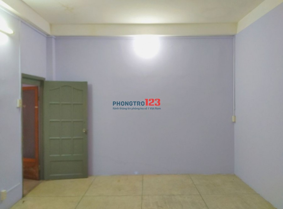 Cho thuê phòng trọ sinh viên nhà HXH tại 122/2 Trần Đình Xu P Nguyễn Cư Trinh Q1
