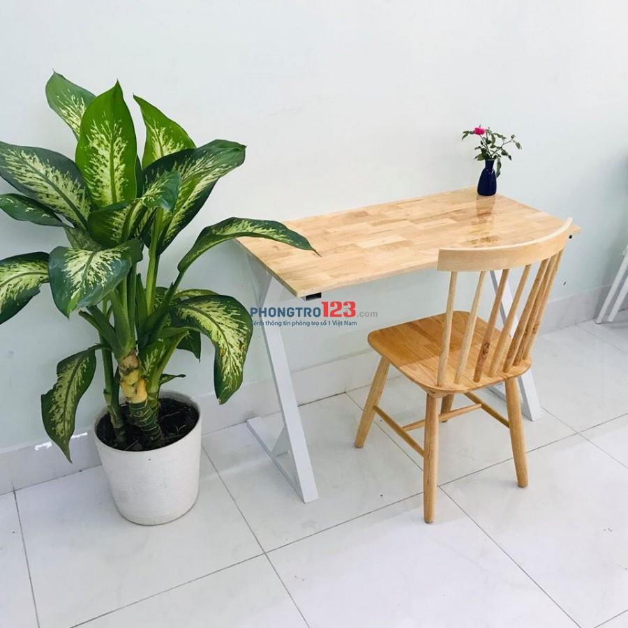 Phòng 35 m2 Cửa Sổ & Ban Công Cực Thoáng - tại Nguyễn Thượng Hiền Phú Nhuận