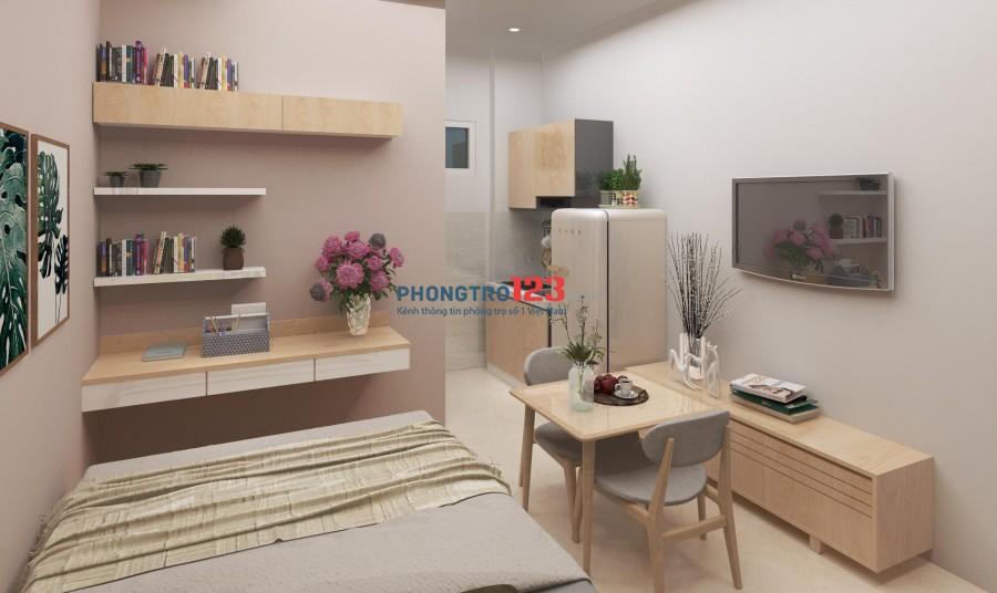 Cho thuê phòng trọ quận Tân Bình giá rẻ, tiện nghi, mới nhất - Dưới chân cầu Hoàng Hoa Thám