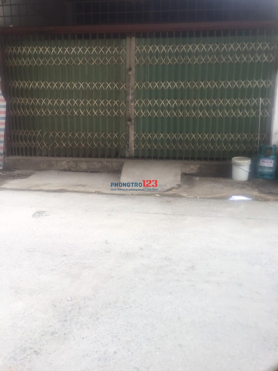 Cho thuê nhà làm cửa hàng ở đầu ngõ 116 đường Nguyễn Xiển
