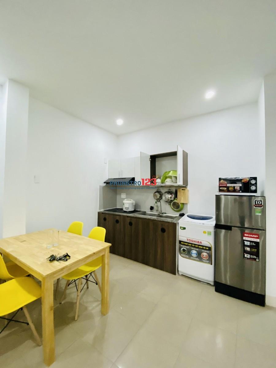 Căn hộ cho thuê giá mùa dịch đường Nguyễn Văn Linh, Q Hải Châu