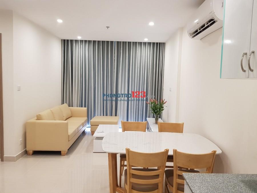 Chính chủ Cho thuê căn hộ mới 59m2 2PN 1WC Full nội thất Vinhomes Nguyễn Xiển Q9