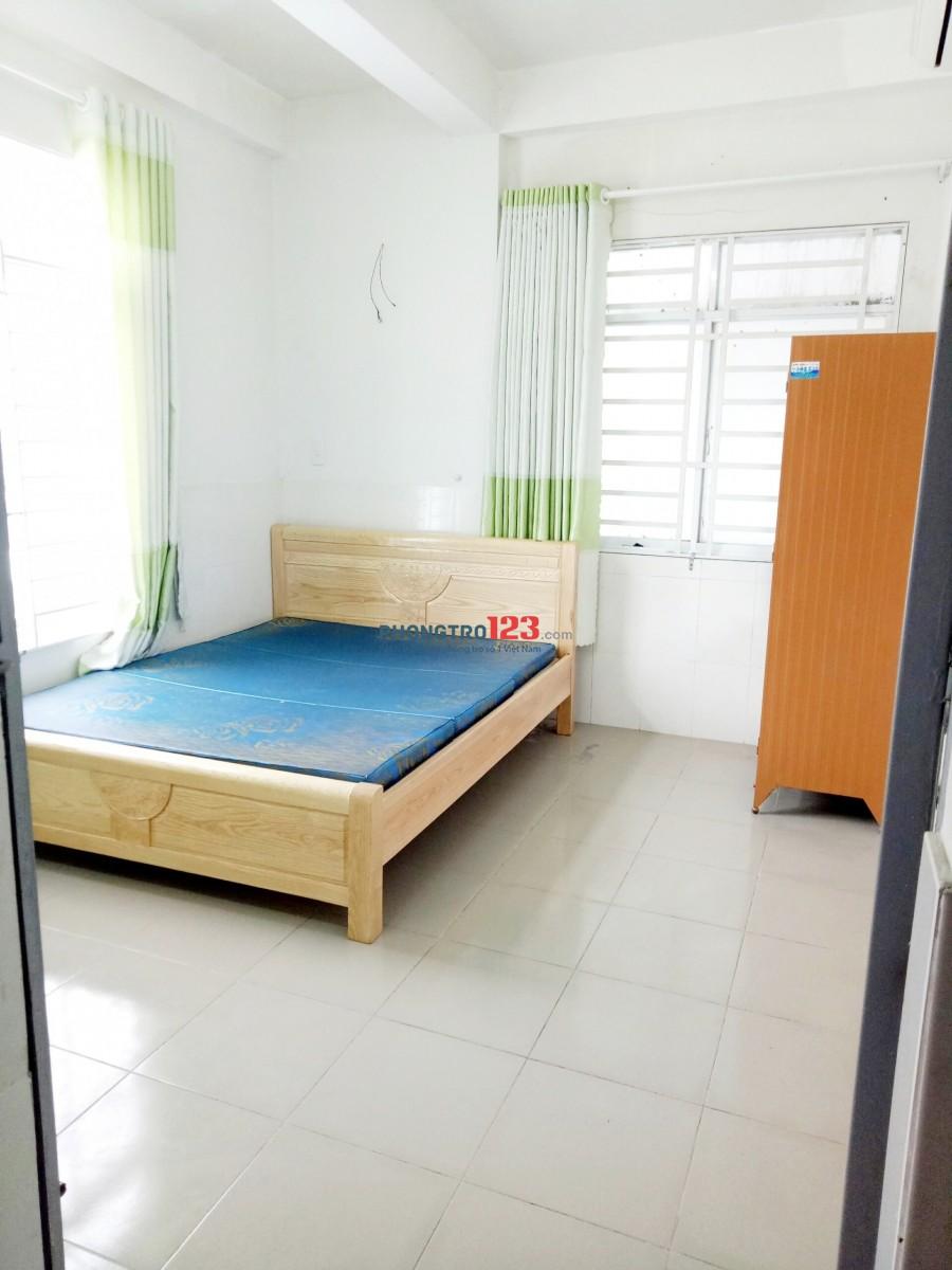 Phòng máy lạnh 20 m2 đường Tân Sơn