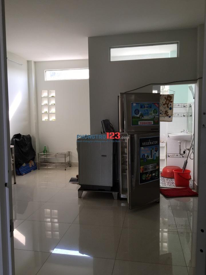 Thuê phòng trọ giá rẻ đường Huỳnh Tấn Phát