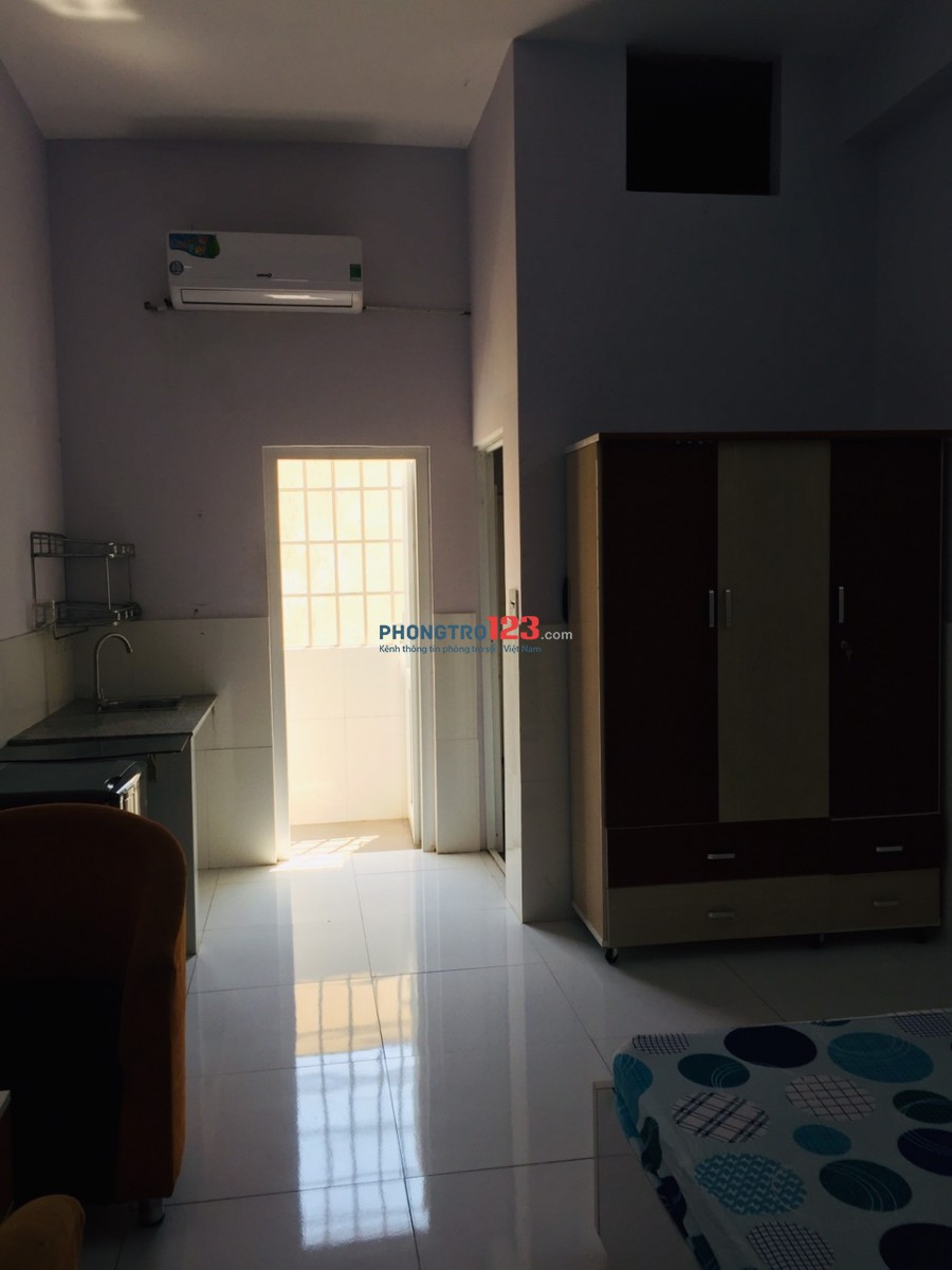 Cho thuê phòng sạch đẹp nội thất cơ bản, Lê Đức Thọ, Gò Vấp