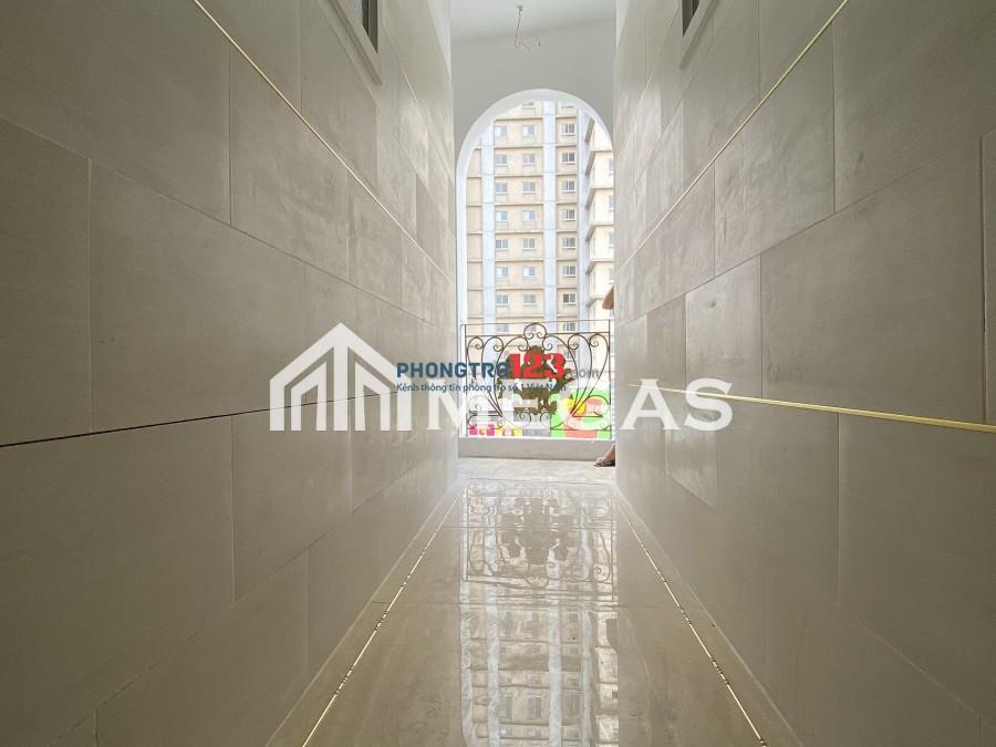 Phòng mới xây - có Gác - Có máy lạnh - Nội Thất cơ bản - TRục CHính Nguyễn Thị Thập quận 7 - ƯU đãi lớn lên tơi 2tr