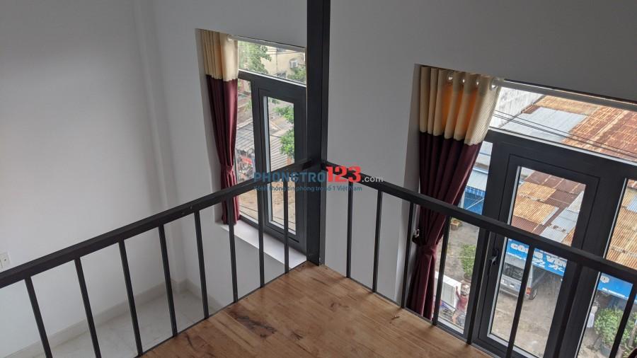 Phòng trọ Mới xây 100% giảm 700k/ 2 tháng đầu Ngay Nguyễn Thị Thập