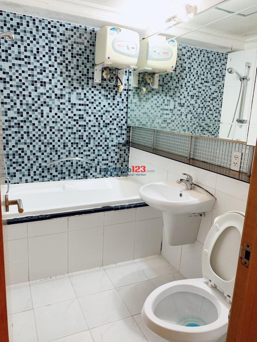 Cho thuê 1 phòng riêng trong chung cư Cantavil - giá 7trieu, đường song hành quận 2, Ngay Big C, gần Esstella,
