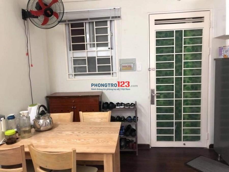 Cho thuê căn hộ Ehomes Phú Hữu, Quận 9