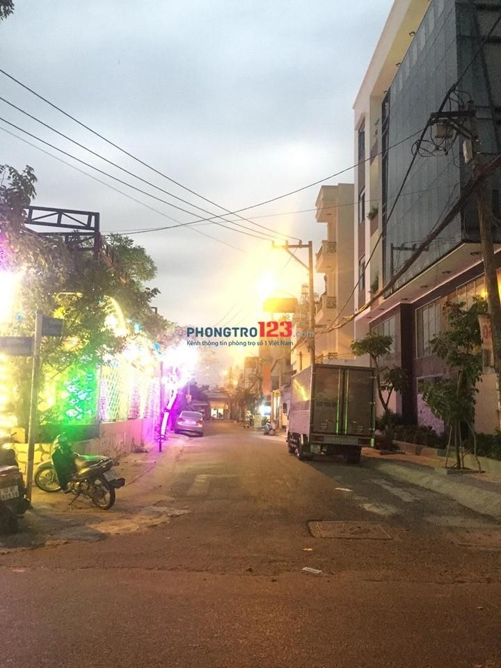 Cho thuê nhà nguyên căn mặt tiền 85 Đỗ Công Tường, Tân Phú