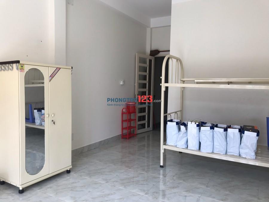 Phòng trọ (ưu tiên nữ) Nguyễn Gia Trí 30m2
