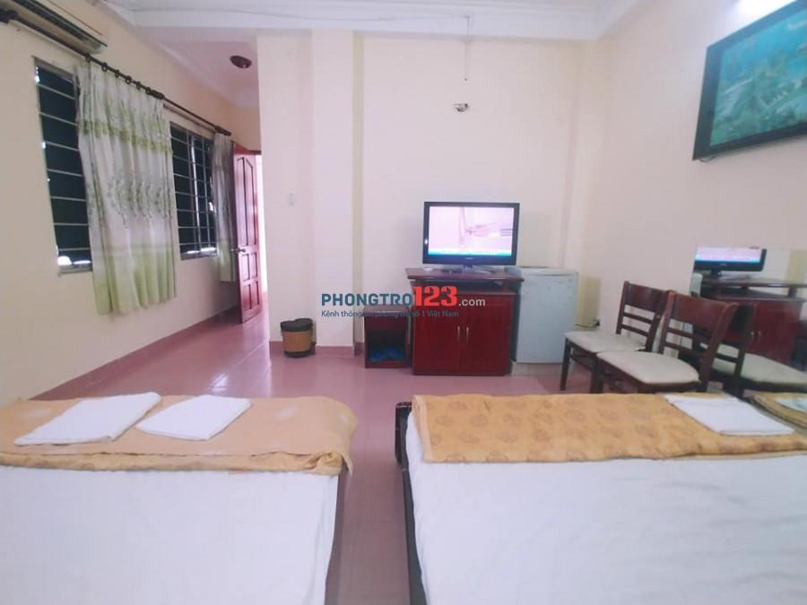 Phòng full nội thất đẹp, thoáng mát gần Nguyễn Văn Trỗi