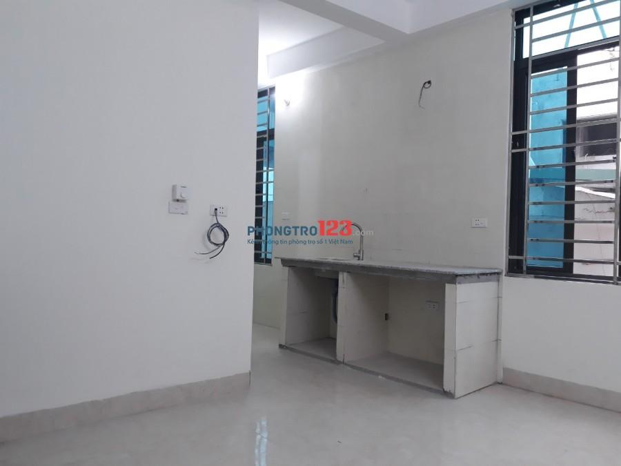 Chính chủ cho thuê căn hộ MINI 40m2, 1 ngủ 1 khách - giá 4,2tr