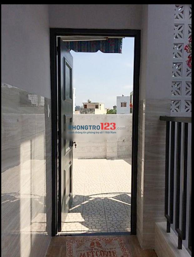 Cho thuê phòng mới có máy lạnh tại 765/20 Xô Viết Nghệ Tĩnh P26 Q Bình Thạnh giá 3tr/th