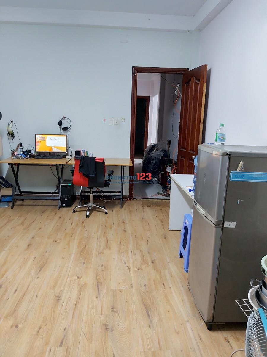 Tìm 1 nam ở ghép Tân Phú. Phòng 24m2 trên mặt tiền đường Thống Nhất