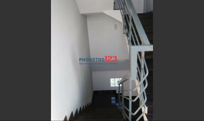 Phòng mới sạch sẽ ở đường Nguyễn Hữu Cảnh, Bình Thạnh trong khu an ninh đầy đủ tiện nghi cần nữ share