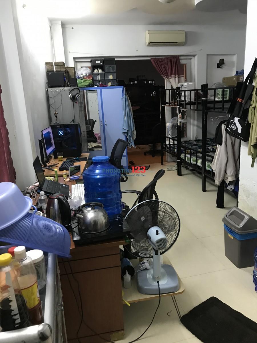 Tìm 1 bạn nam Sinh Viên ở ghép. Tại Quang Trung - Phạm Văn Chiêu Gò Vấp