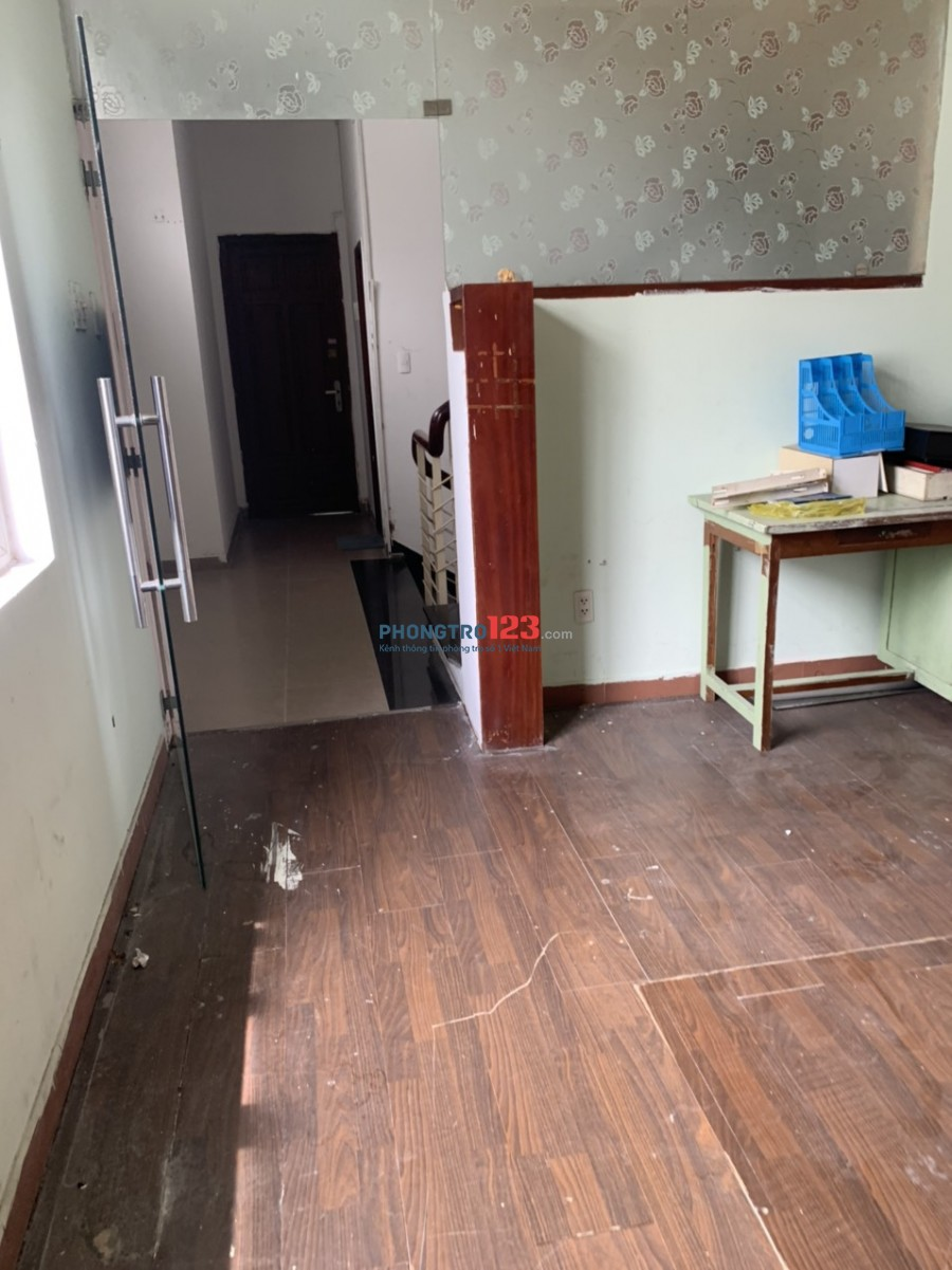 Cho thuê mặt bằng tầng 2 KD văn phòng nhà mặt tiền 66 Võ Oanh P25 Q Bình Thạnh