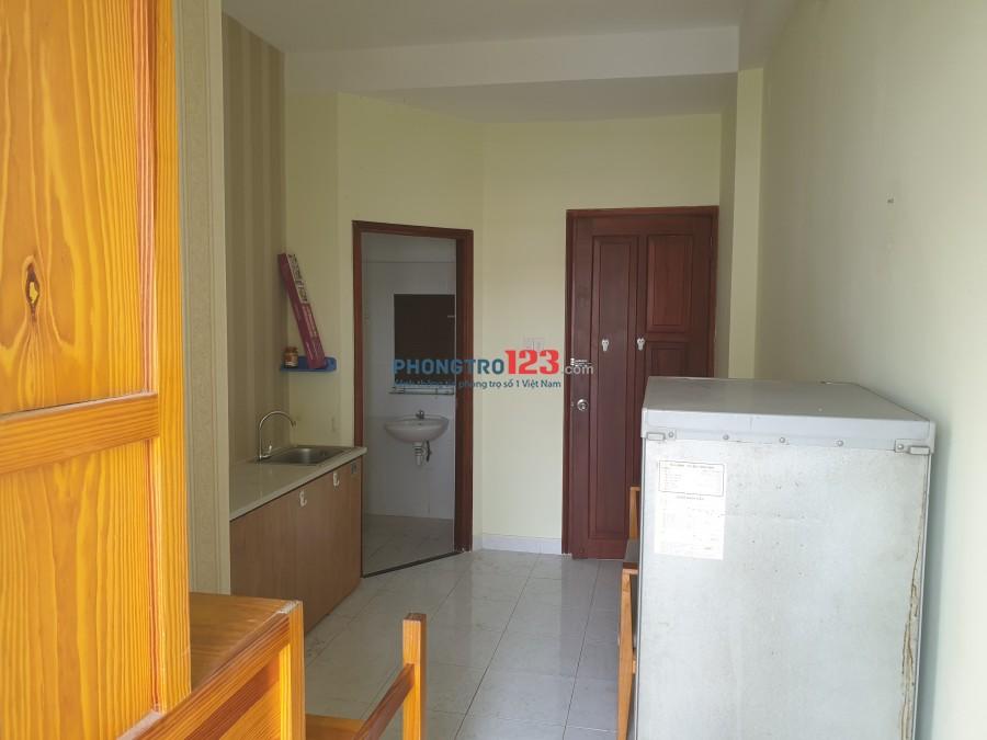 Cho thuê căn hộ dịch vụ mini nội thất đầy đủ 2 phòng ngủ