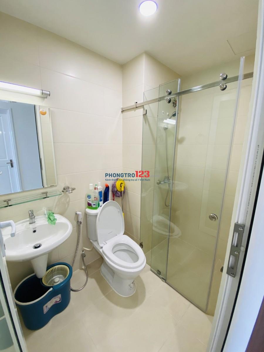 Cho thuê căn hộ mới 100% Moonlight Boulevard Q Bình Tân Full nội thất 69m2 2pn 2wc