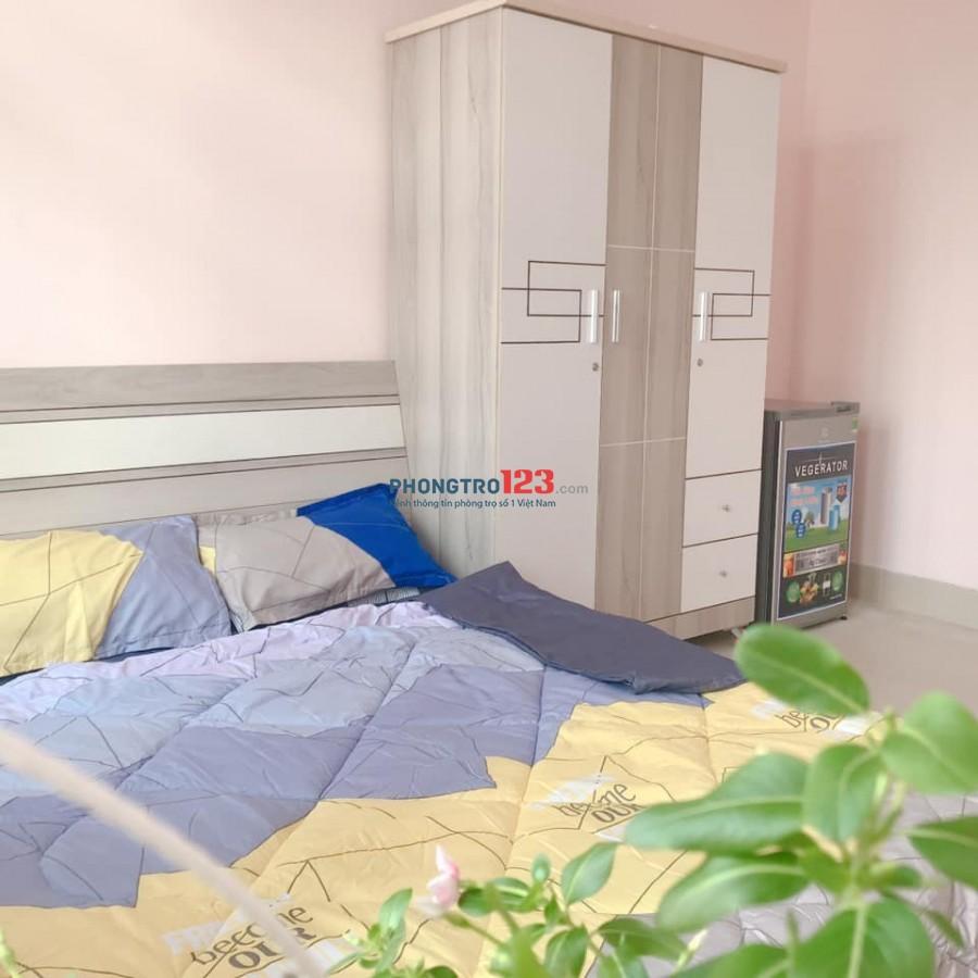 Phòng trọ cao cấp 27m² 17C Đặng Văn Ngữ