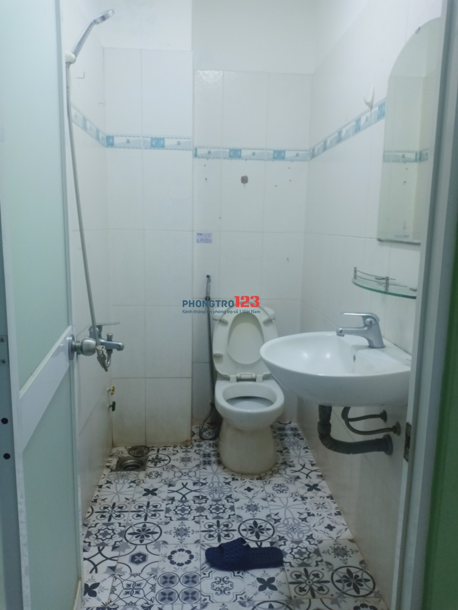 Cho thuê phòng 20m2 thoáng mát hẻm 326 đường số 8, Gò Vấp