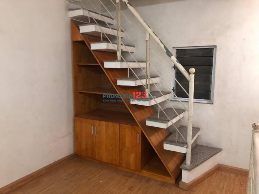 Cho thuê cả nhà 3 tầng mặt ngõ - Giá cả thương lượng