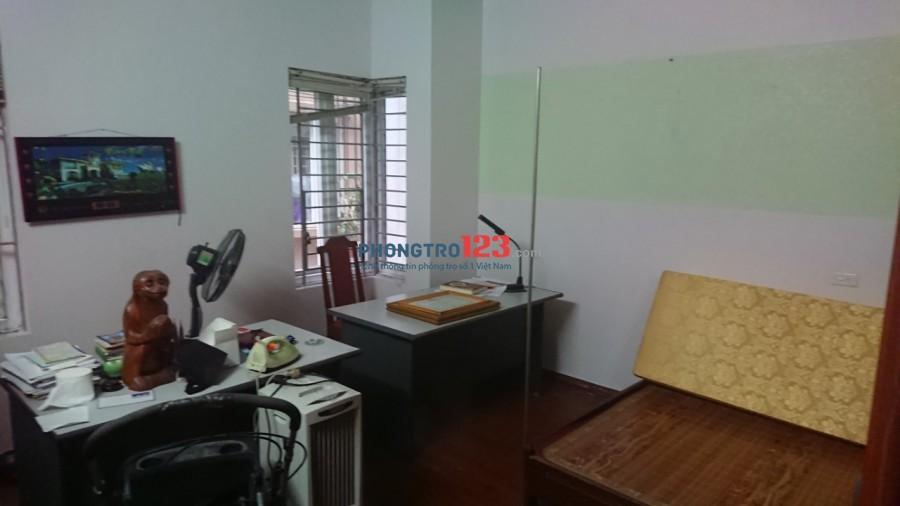 Cần cho thuê tại địa chỉ số 6 TT24, KĐT Văn Phú làm Văn Phòng, công ty