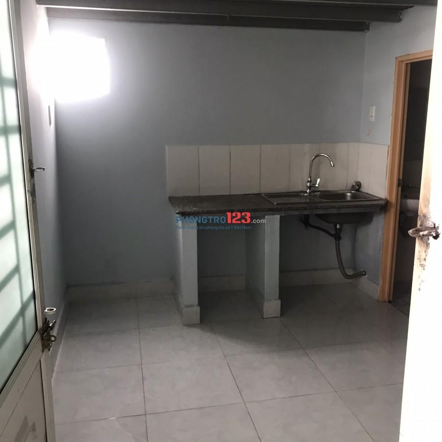 Phòng trọ có gác giá 3.5TR tại Bình Thạnh