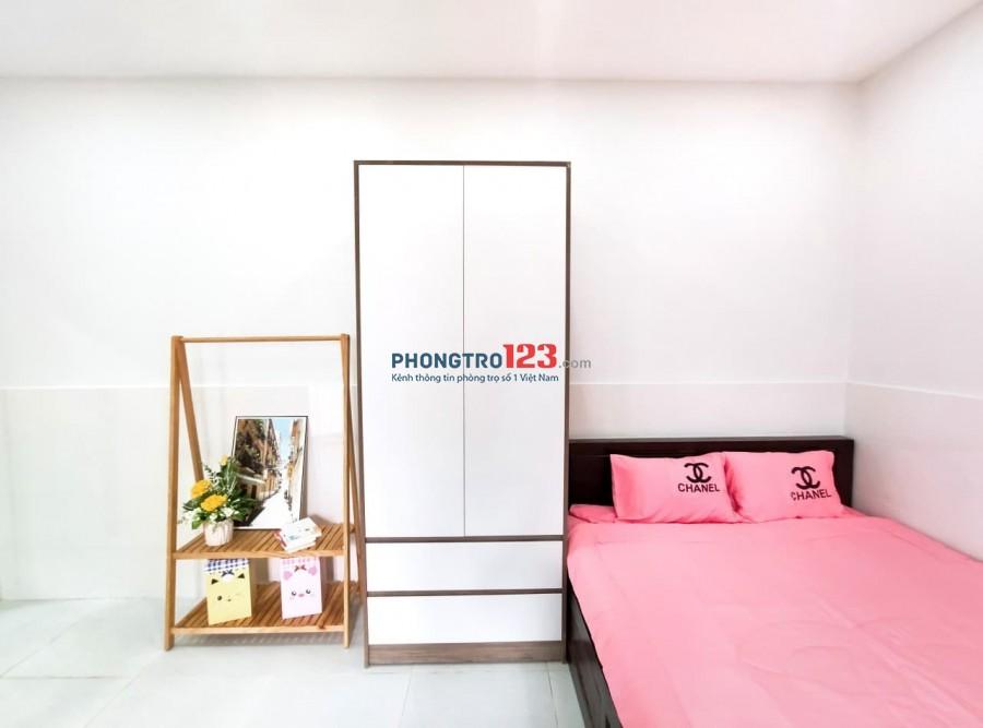 Căn hộ giá rẻ có ban công riêng 38m2, Phường 15, Tân Bình